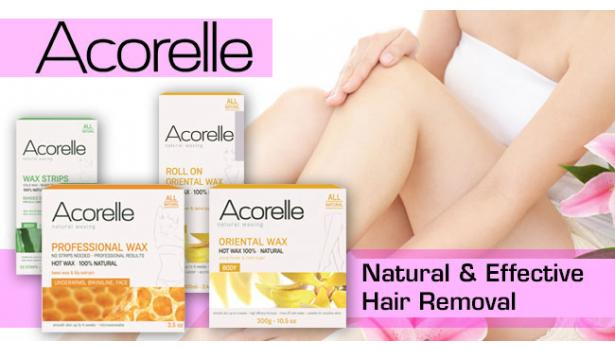 Acorelle Hair Removal