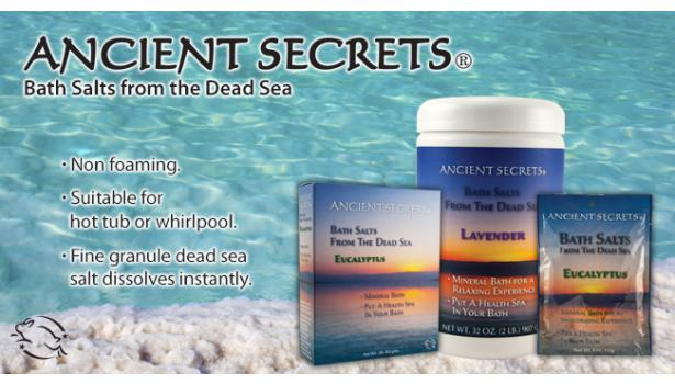 Ancient Secrets Bath Salts