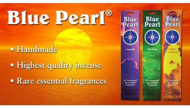 Blue Pearl Incense