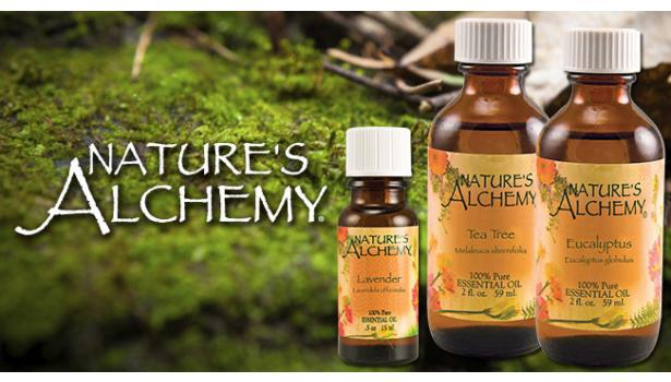 Nature's Alchemy Essential Oils