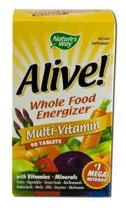 Alive! Supplements Alive! 90 tabs