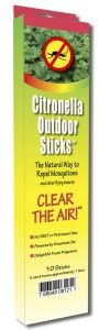 Outdoor Sticks Citronella Outdoor Sticks 10 pk