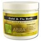 Herbal Hydrotherapy Therapeutic Baths Cold and Flu 17 oz