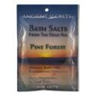 Dead Sea Bath Salts - Individual Packs Pine Forest