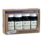 Essential Oils Essential Oil Discovery Kit 4 pc