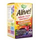 Alive! Supplements Alive! Multi-Vitamin Max Potency Vcap