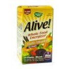 Alive! Supplements Alive! No Iron Added 90 vcaps