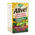 Alive! Supplements Alive! Organic Vitamin C 120 vcaps