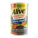 Alive! Supplements Alive! Ultra-Shake Vanilla 1.3 lbs