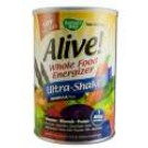 Alive! Supplements Alive! Ultra-Shake Vanilla 2.2 lbs