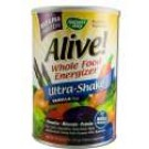 Alive! Supplements Alive! Ultra-Shake Rice and Pea Vanilla 2.2 lb