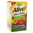 Alive! Supplements Once Daily Multi Ultra 60 tab