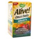 Alive! Supplements Once Daily Mens 60 tabs