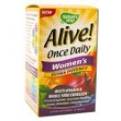 Alive! Supplements Once Daily Womens 60 tabs
