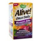 Alive! Supplements Once Daily Women 50+ 60 tabs