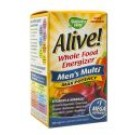 Alive! Supplements Alive! Max Potency Mens Multi 90 tab