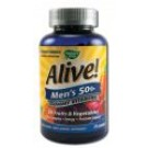 Alive! Supplements Alive! Mens 50+ Gummy Multi-Vitamin 75 ct