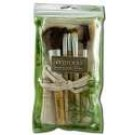 Eco Tools Bamboo Brush Set 6 pc