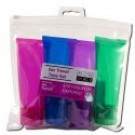 Trial and Travel Refillable Travel Tube 3 oz Set 4 pc