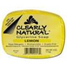 Glycerine Soaps Lemon 4 oz
