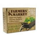 Bar Soap 5.5 oz Lemongrass Basil 5.5 oz