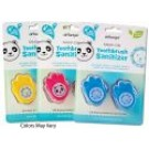 Oral Hygiene Kids Toothbrush Sanitizer - Assorted Colors 2 pk