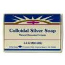 Bar Soap Colloidal Silver 3.5 oz