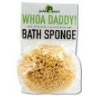 Whoa Sponges Daddy! Ultra Soft and Manly Large Bath