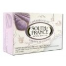 French Milled Bar Soap Lavender Fields Oval 6 oz