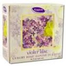 Fragrant Herbal & Floral Soaps (boxed) Violet Lilac 4.2 oz