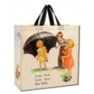 "Shopper 15.75"" x 15.35"" x 5.9"" Dick and Jane Umbrella"