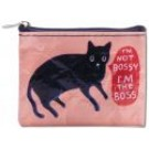 """Coin Purse 4.3"""" x 3.2"""" Im Not Bossy"""