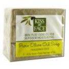 Bar Soaps Olive Pure Soap 4 oz 3 pk
