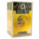 Caffeine Free Herbal Tea Meyer Lemon 20 Count