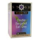 Black Tea Blends (contain Caffeine) Double Bergamot Earl Grey 18 ct