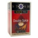 Black Tea Blends (contain Caffeine) Double Spice Chai 18 ct