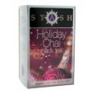Black Tea Blends (contain Caffeine) Holiday Chai 18 ct