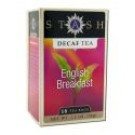 Decaffeinated Tea Blends English Breakfast 30 ct