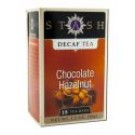 Decaffeinated Tea Blends Chocolate Hazelnut 18 ct