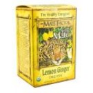 Organic Tea 24 Bags Lemon Ginger 24 ct