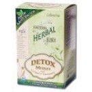 Organic Herbal Tea 20 ct Detox Medley with Turmeric and Ginger 20 ct