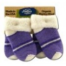 Baby Clothing & Socks Wool Socks Purple Infant 2 pk
