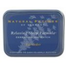 Essential Oil Patch Tins Relaxing Sleep Lavender 10 ct