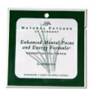Essential Oil Single Patches Lemongrass Enhanced Mental Focus and Energy
