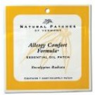 Essential Oil Single Patches Eucalyptus Radiata Allergy Comfort