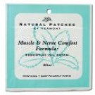 Essential Oil Single Patches Mint Muscle and Nerve Comfort
