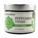 Creams Peppermint Thyme Foot 2 oz