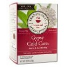Herbal Teas (16 tea bags per box) Gypsy Cold Care 16 ct