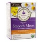 Herbal Teas (16 tea bags per box) Smooth Move Chamomile 16 ct