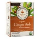 Organic Tea (16 Bags Per Box) Ginger Aid 16 ct